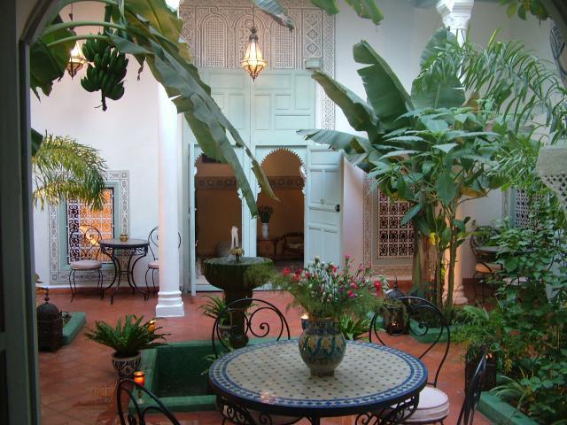 Le Riad Azama (Maison d'Hôtes)  Azemmour -Mazagan-Doukkala abda-Maroc