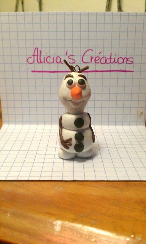 Olaf ~ La Reine Des Neiges ~