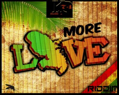 "Mixtape "" More Love Riddim "" By Studio 74"
