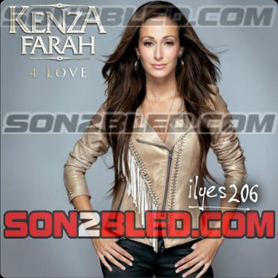 Télécharger Kenza Farah 2012 - 4 Love Gratuit
