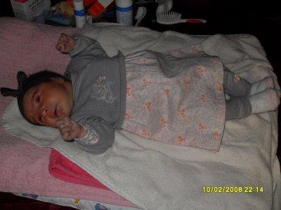 ma petite princesse <3