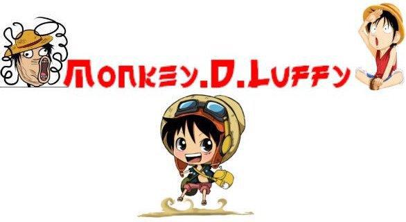 Monkey d Luffy: