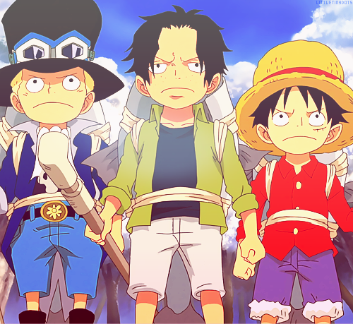 Ace sabo et luffy blog de equipage de choc luffy - One piece equipage luffy ...