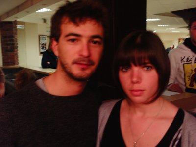 Renan Luce et moii !! :)