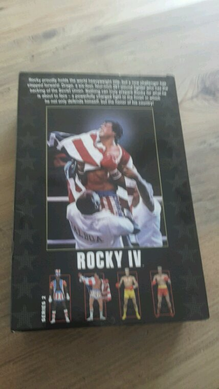 Figurine rocky 4