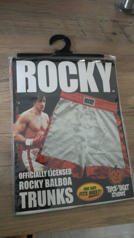 Short rocky 1