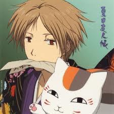 Natsume et Maître Griffou <3
