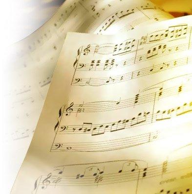 """"""" La musique est au-delà des mots """" - Julien Green"""