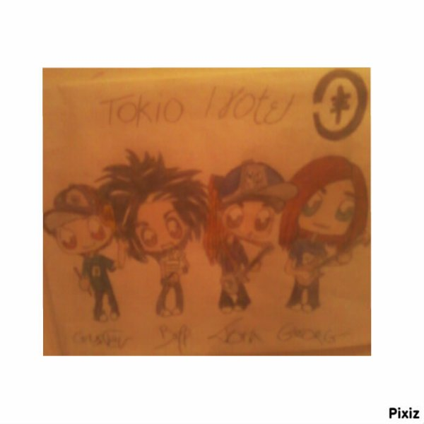 Un article pour du fun ^^ voiçi quelques uns de mes dessins chéri XD