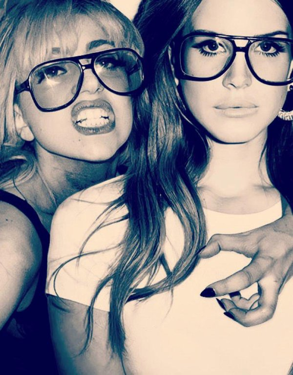 ~~Gaga&DelRey~~