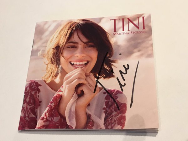 Photo de l'album de Tini