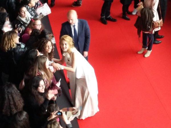 Photo de Tini à PARIS !!!!!!!!!