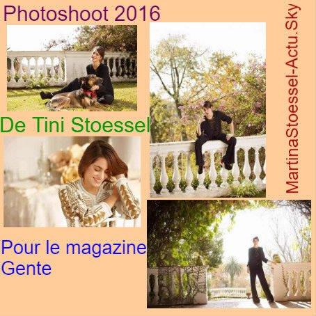 News de Tini le 19/09/2016