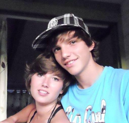 Nicolas, mon cousin foufou ♥