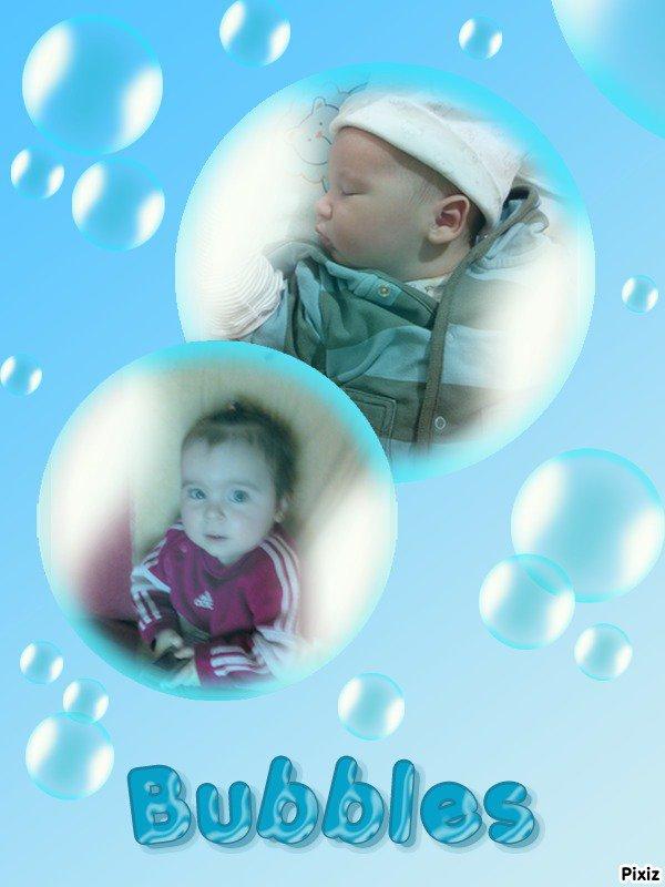 Mon Neveau Kylian & & Ma Niece Lola