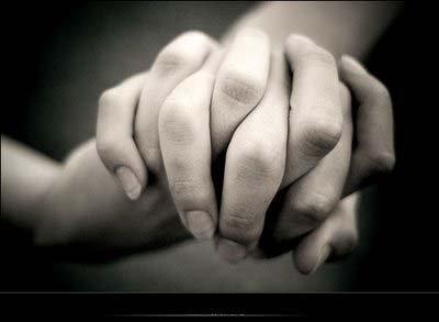 Tenons-nous la main ♥