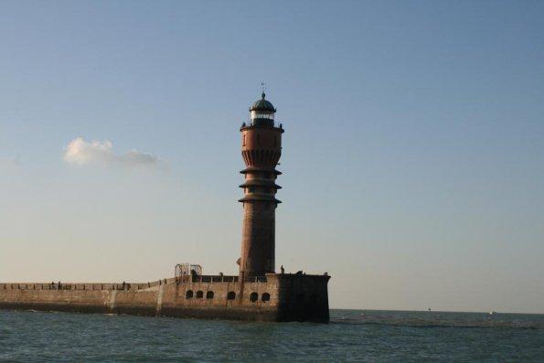 Pêche côtière en bateau à Dunkerque
