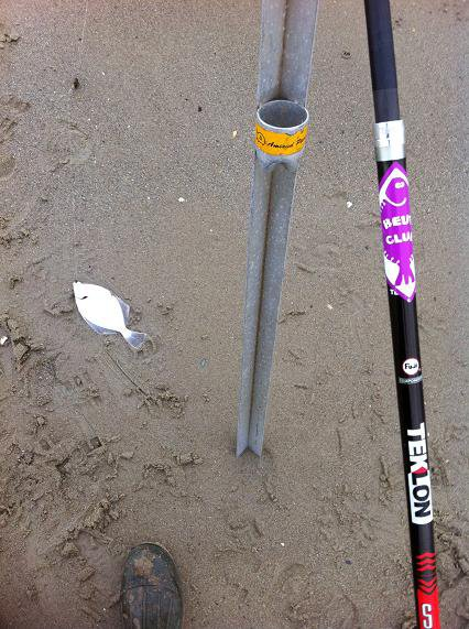 Surf Plage de St Pol - 10/03/2012