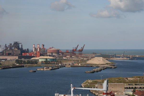 Panorama depuis le phare de Dunkerque (15/09/13)