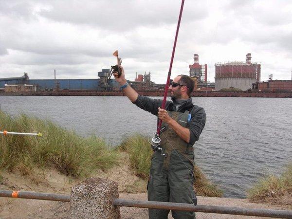 Concours Acket Pêche par équipe - Bassin Minéralier (13/07/14)