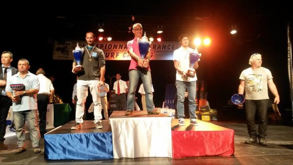 Championnat de France Bord de Mer 2014 - mon récit (12/09/14)