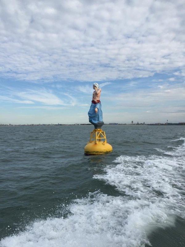 Pêche en bateau - Dunkerque (11-07-15)