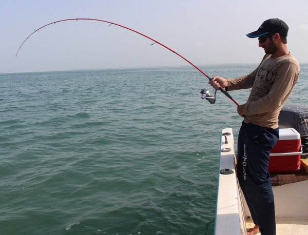 Pêche Aux Bijagos - Kasa Afrikana - Guinée Bissau