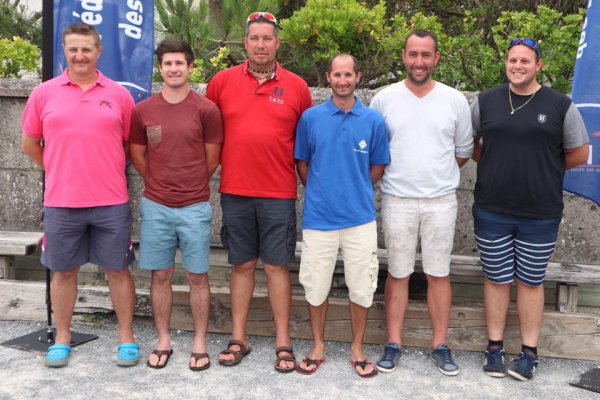 Qualification équipe de France 2017 de surfcasting (06-2017)