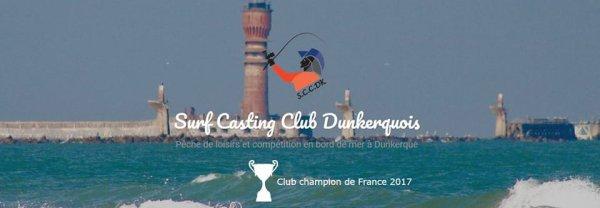 Assemblée Générale du Surf Casting Club Dunkerquois 2018, rejoignez-nous !