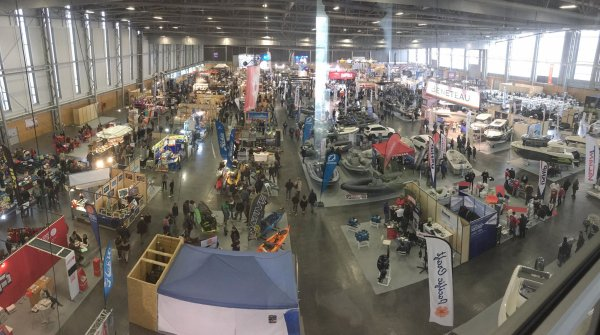 Salon de la peche en mer de Nantes 2018 - Team Sunset Fishing