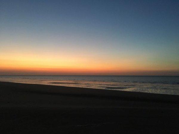 Surf à marée basse digue du Braek (31/08/18)