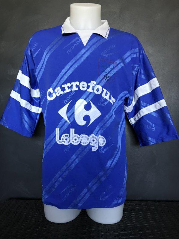 Maillot porté lors de la saison 1988 1989 en D3 Labége FC