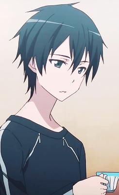 Demande d'images~ : Kirito (Sword Art Online)
