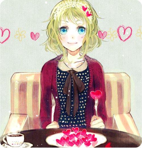 L'amour, c'est comme un dessert ; une fois que c'est terminé, il reste toujours des miettes.