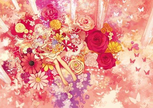 La plus belle de toutes les fleurs est celle de la liberté.
