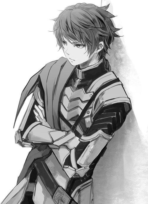"""demande d'images~ : Un """"chevalier""""."""