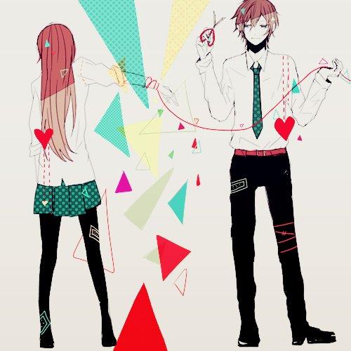 L'amour préfère les contrastes aux similitudes.