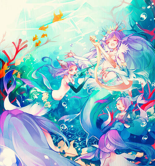 Little Mermaid ~
