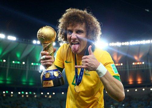 FC Barcelone : Une offre pour David Luiz