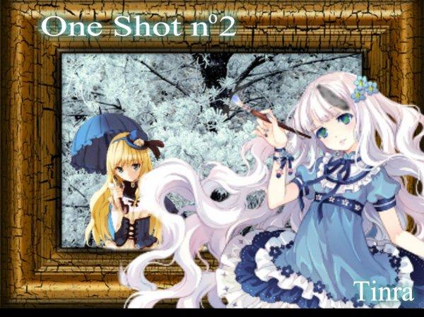 One Shot n°2 : La peinture et la douleur, deux choses qui n'apporte qu'un résultat.