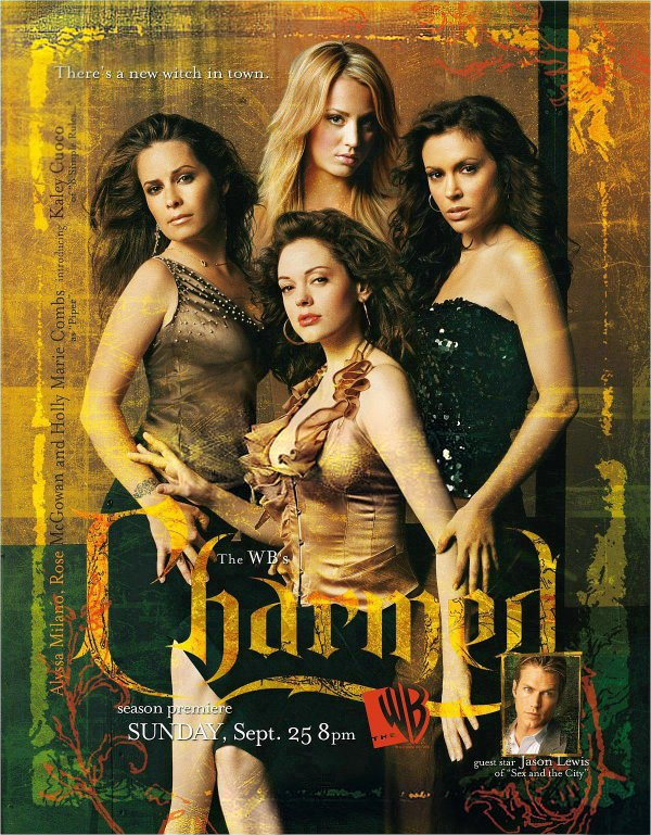 Charmed la série