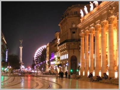 Bordeaux   Ma Vie c'est là Bas , Loins d'où je Vie Actuellement  ..