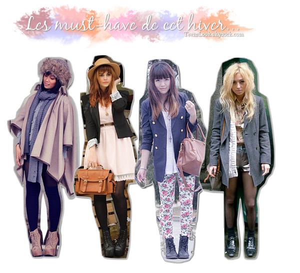 Les must-have de l'hiver 2010-2011.*