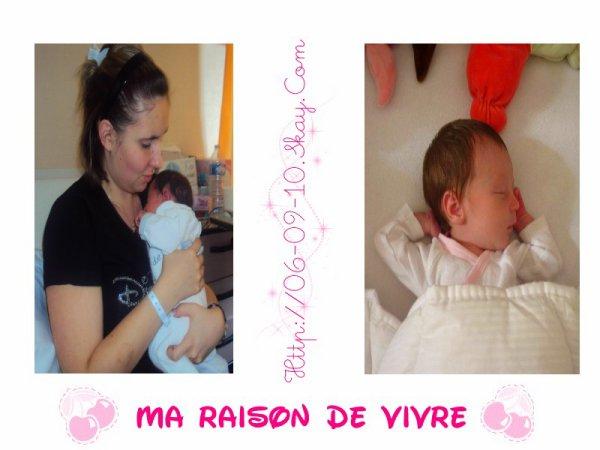 ... Ce sera mon blog grossesse ... pour voir ma fille c'est sur son blog Baby--Eva ...