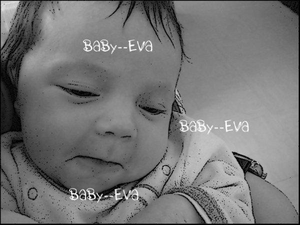Surprise une tite tof de Eva ...Bsx