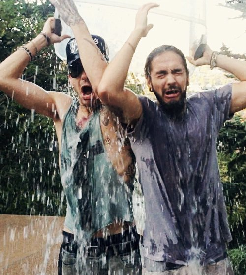 ICE BUCKET CHALLENGE - VERSION BILL ET TOM