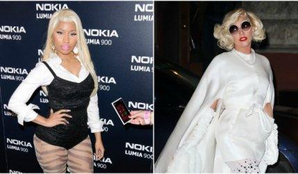 "Nicki Minaj : ""Ne me comparez plus à Lady Gaga ! """