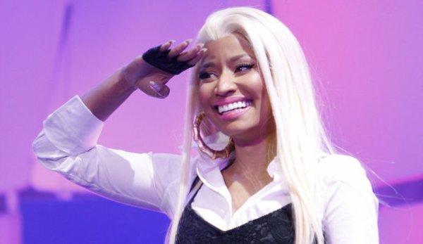 Nicki Minaj , bientôt un parfum ?