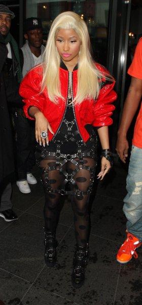 Nicki Minaj, son dérapage SM