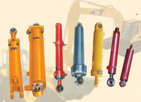 Chinese Hydraulic Double Acting Cylinders